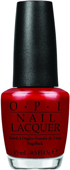 OPI What's Your Point-settia OPI Gwen Stefani Holiday Collection