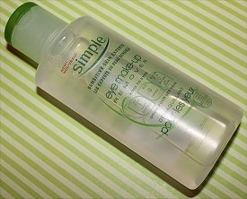 Simple Eye Make-up Remover Review & Pictures