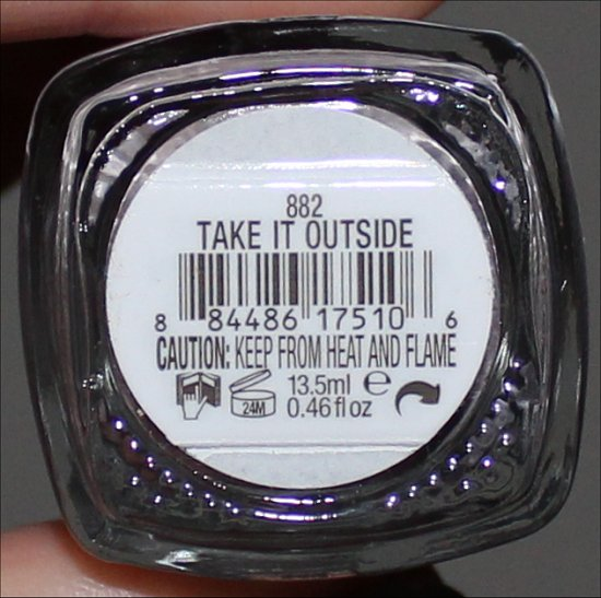 Take It Outside Essie Swatches