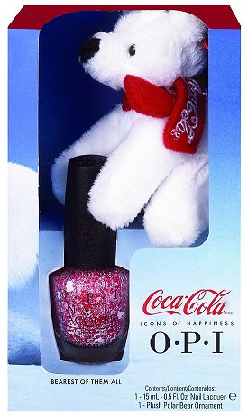 OPI Coca-Cola Holiday Gift Set