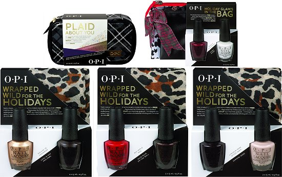 OPI Holiday Gift Sets