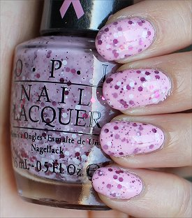 OPI The Power of Pink Swatches & Review