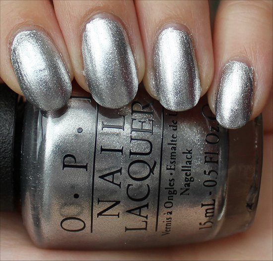 OPI Unfrost My Heart Review & Swatch