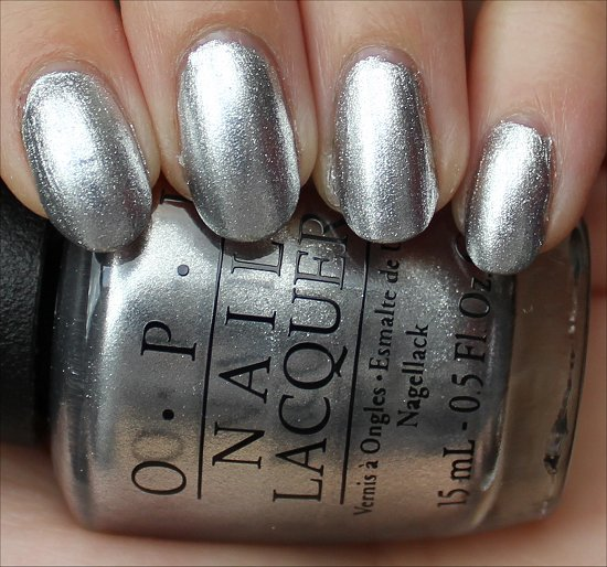 OPI Unfrost My Heart Swatch & Review