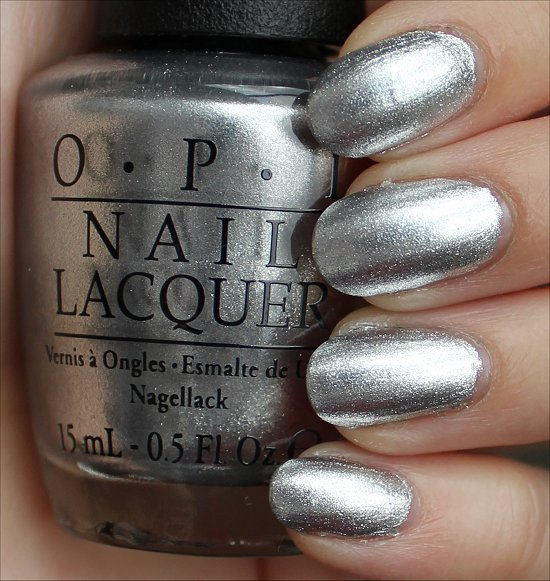 OPI Unfrost My Heart Swatches & Review