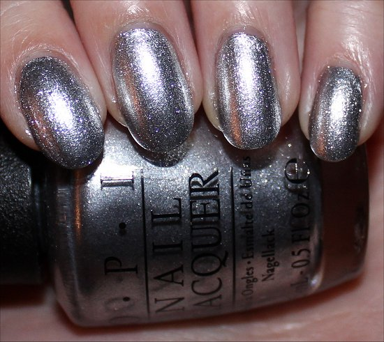 Unfrost My Heart by OPI Gwen Stefani Holiday Swatches