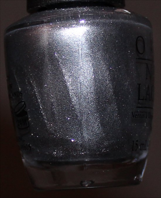 Unfrost My Heart by OPI Gwen Stefani Holiday