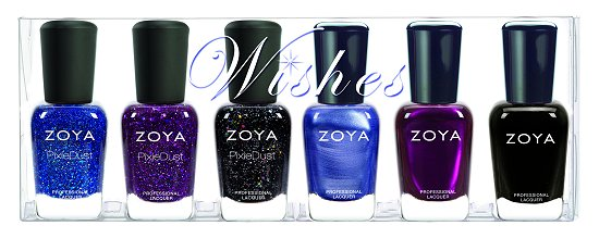 Zoya Wishes Collection 2014