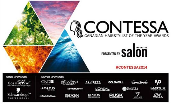 Contessa 2014 Canadian Hairstylist of the Year Awards