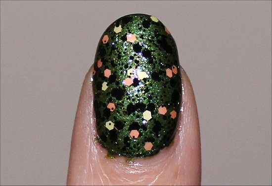 Halloween Soup Nails