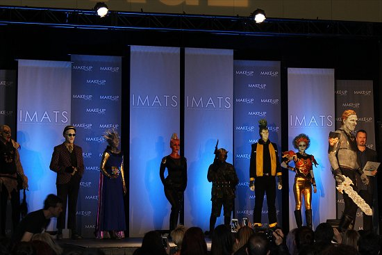 IMATS 2014 Toronto Make-up Artist Trade Show Competition