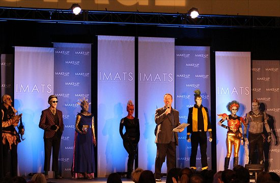 IMATS Battle of the Brushes Toronto 2014