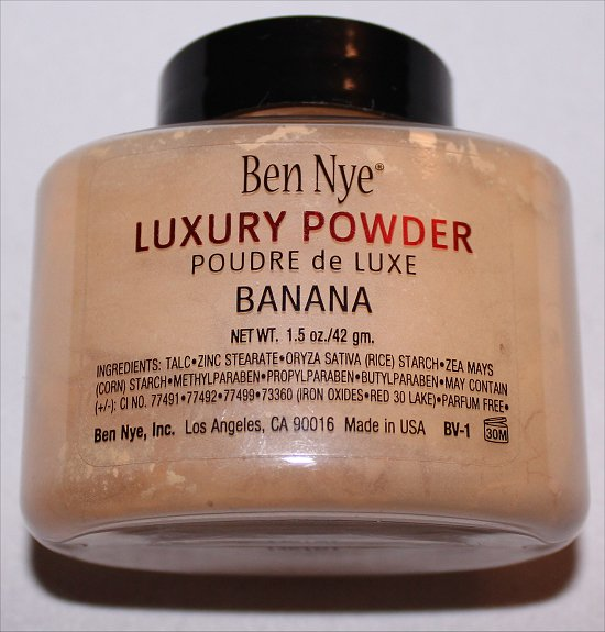 IMATS Toronto 2014 Ben Nye Luxury Powder Banana Powder