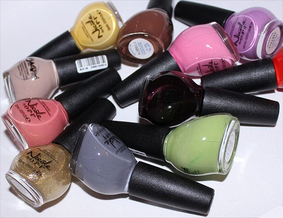Nicole by OPI Collection for 2015