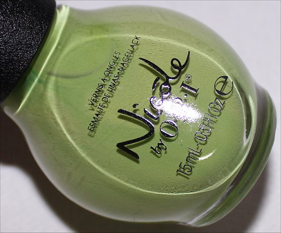 Nicole by OPI Simply Sub-lime Nicole by OPI 2015 Collection