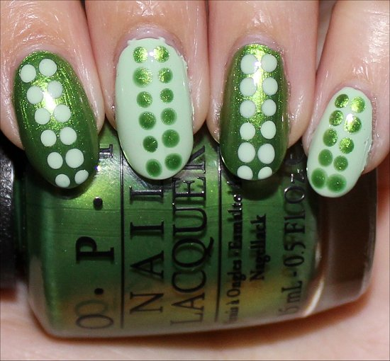 OPI Hawaii Collection Nail Art