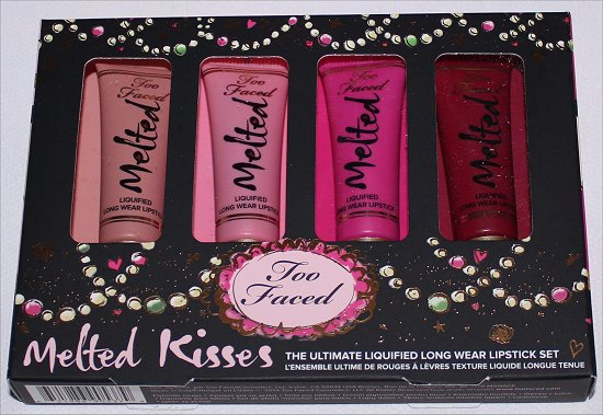 Sephora Haul VIB Sale Too Faced Melted Kisses Set