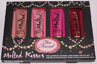 Too Faced Melted Kisses Set Review