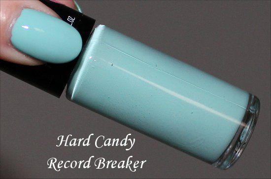 Hard Candy Record Breaker Nail Polish Swatches