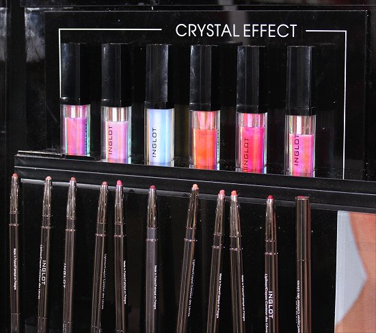 Inglot Crystal Effect Lip Gloss