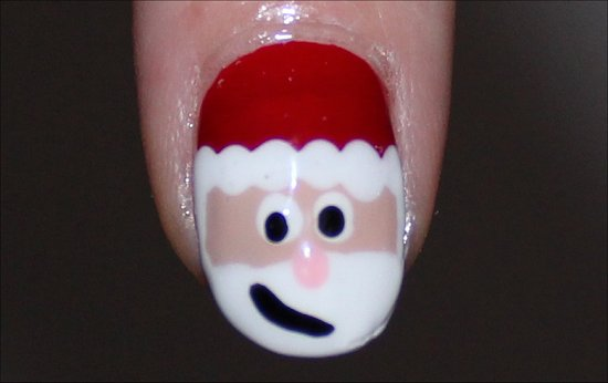 Kris Kringle Nails Nail Art