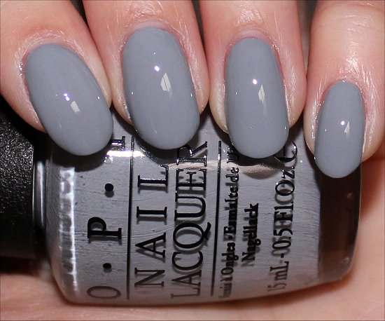 OPI Cement the Deal Pictures & Swatches