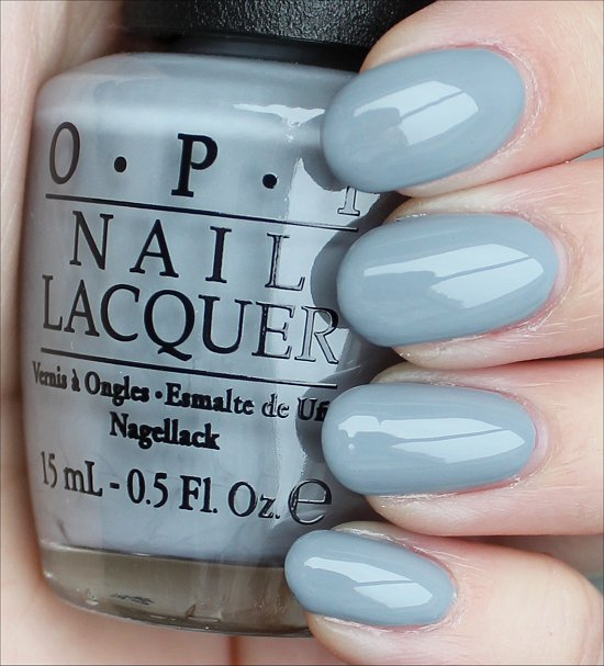 OPI Cement the Deal Swatches & Review