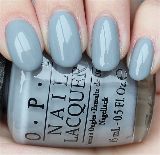 OPI Cement the Deal Swatches