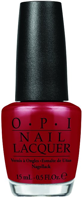 OPI Romantically Involved OPI Fifty Shades of Grey Collection