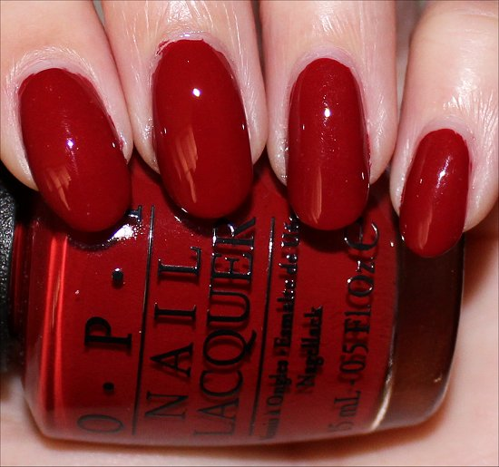 OPI Romantically Involved Swatches & Pictures
