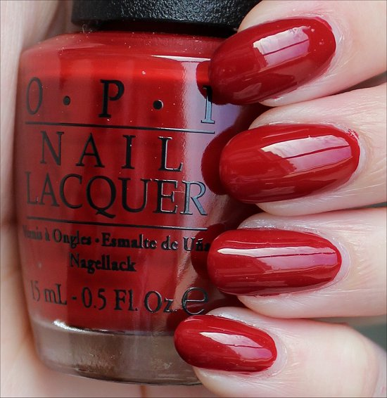 OPI Romantically Involved Swatches & Review