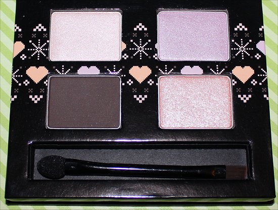 The Body Shop Dolly Pastels Eye Shadows