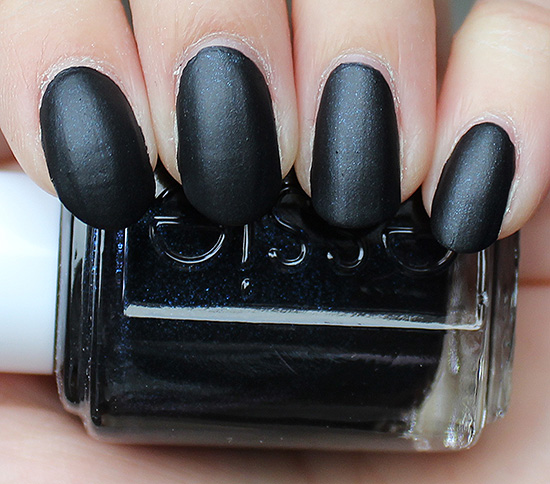 Essie Spun in Luxe Swatch & Review