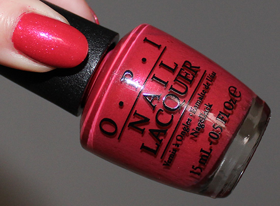 Go with the Lava Flow OPI Hawaii Collection