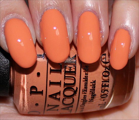 Is Mai Tai Crooked by OPI