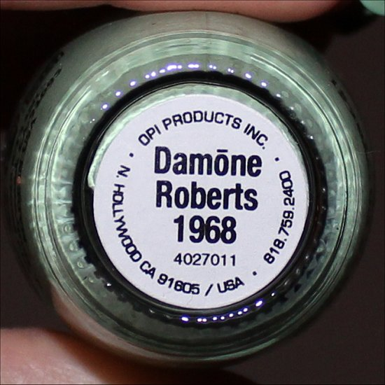 OPI Damone Roberts 1968 Review & Swatches