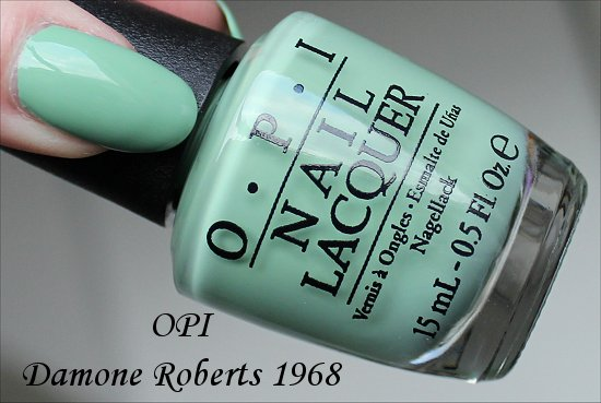 OPI Damone Roberts 1968 Swatch, Review & Pictures
