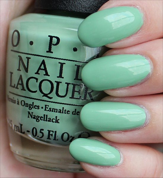 OPI Damone Roberts 1968 Swatches & Review
