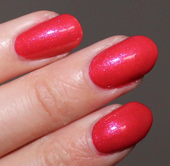 OPI Go with the Lava Flow Swatches & Photos