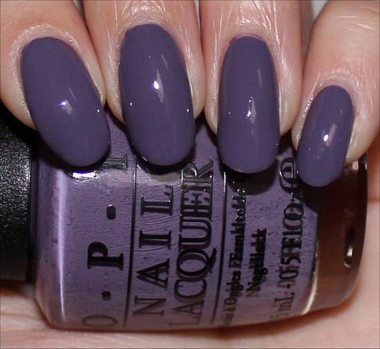 OPI Hawaii Collection Hello Hawaii Ya Swatch