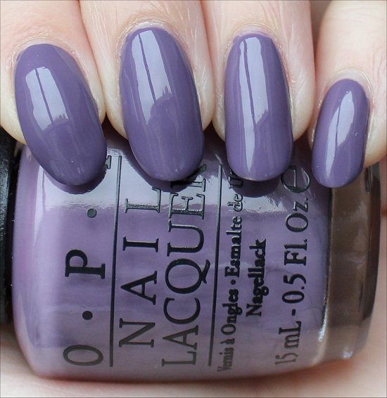 OPI Hello Hawaii Ya Swatch & Review