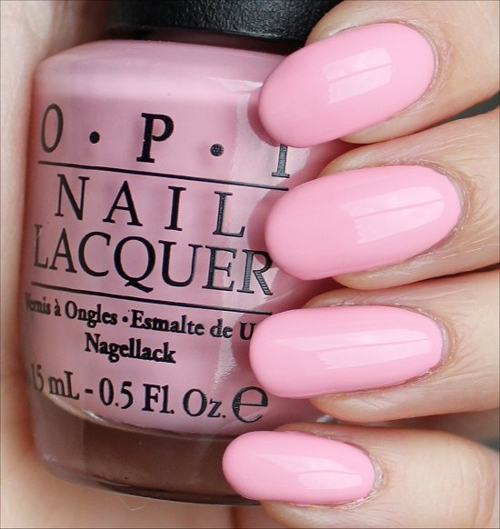 OPI Suzi Shops & Island Hops Swatches & Review