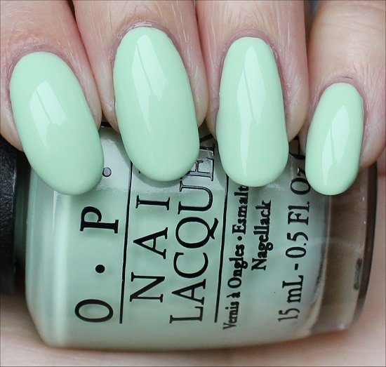 OPI That's Hula-rious Swatch