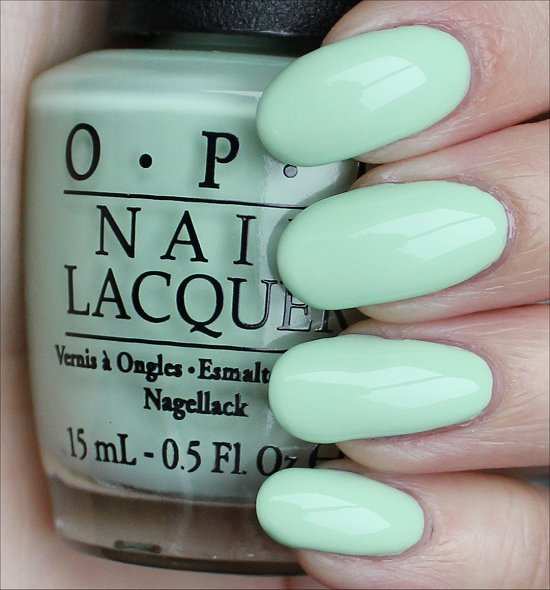 OPI That's Hula-rious Swatches & Review