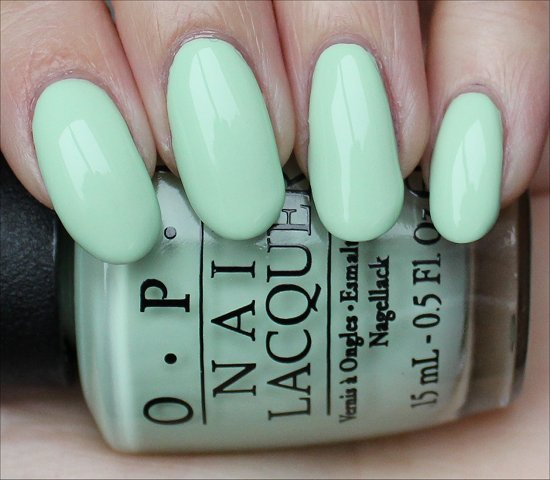 OPI That's Hula-rious Swatches