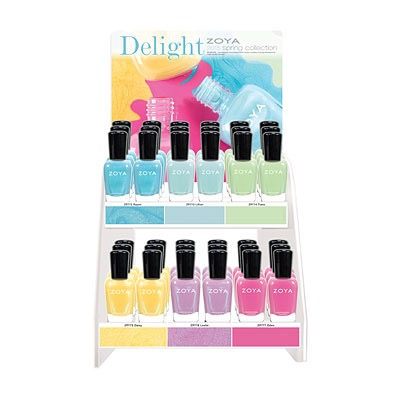 Zoya Delight 2015 Collection