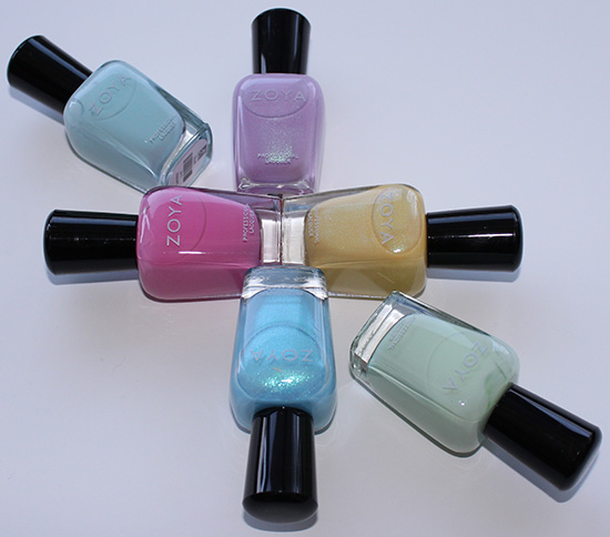 Delight Zoya Delight Collection