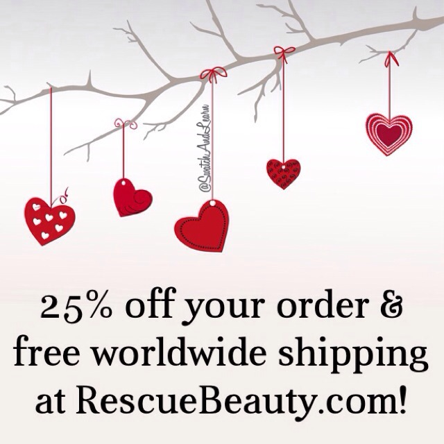 Rescue Beauty  Nail Polush Sale