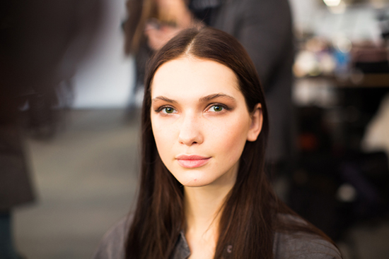 Marissa Webb Maybelline New York Fashion Week 2015