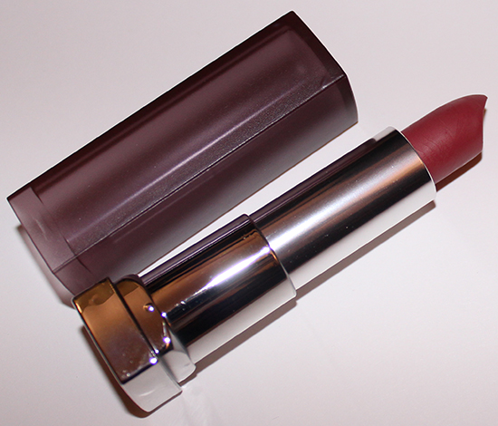 Maybelline Creamy Mattes Lipstick Touch of Spice 660